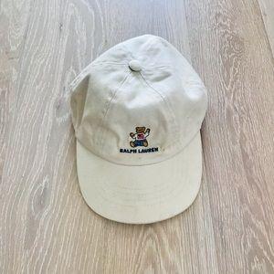 Ralph Lauren Polo Bear Baseball Cap